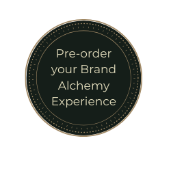 Pre-order your Brand Alchemy Experience