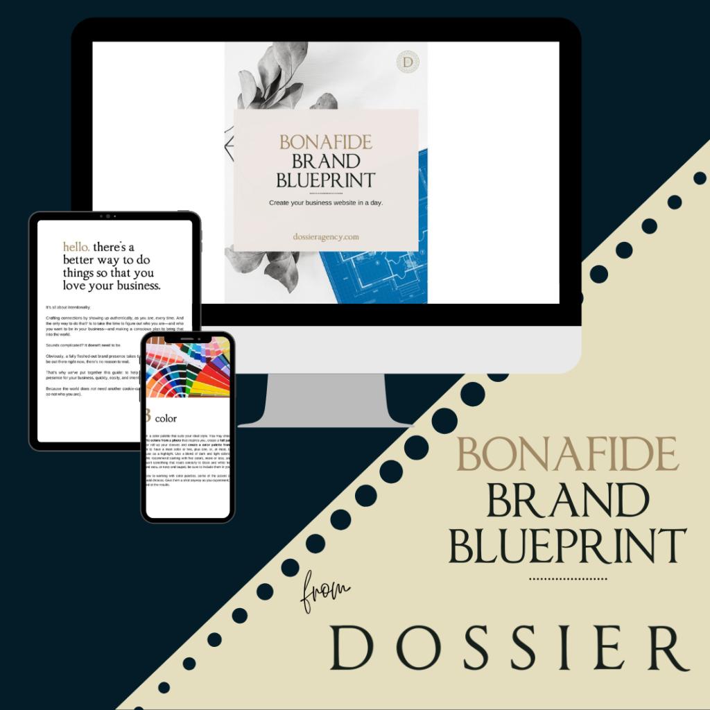 The Bonafide Brand Blueprint